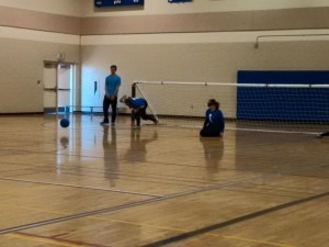 NS girls goalball nationals 2016