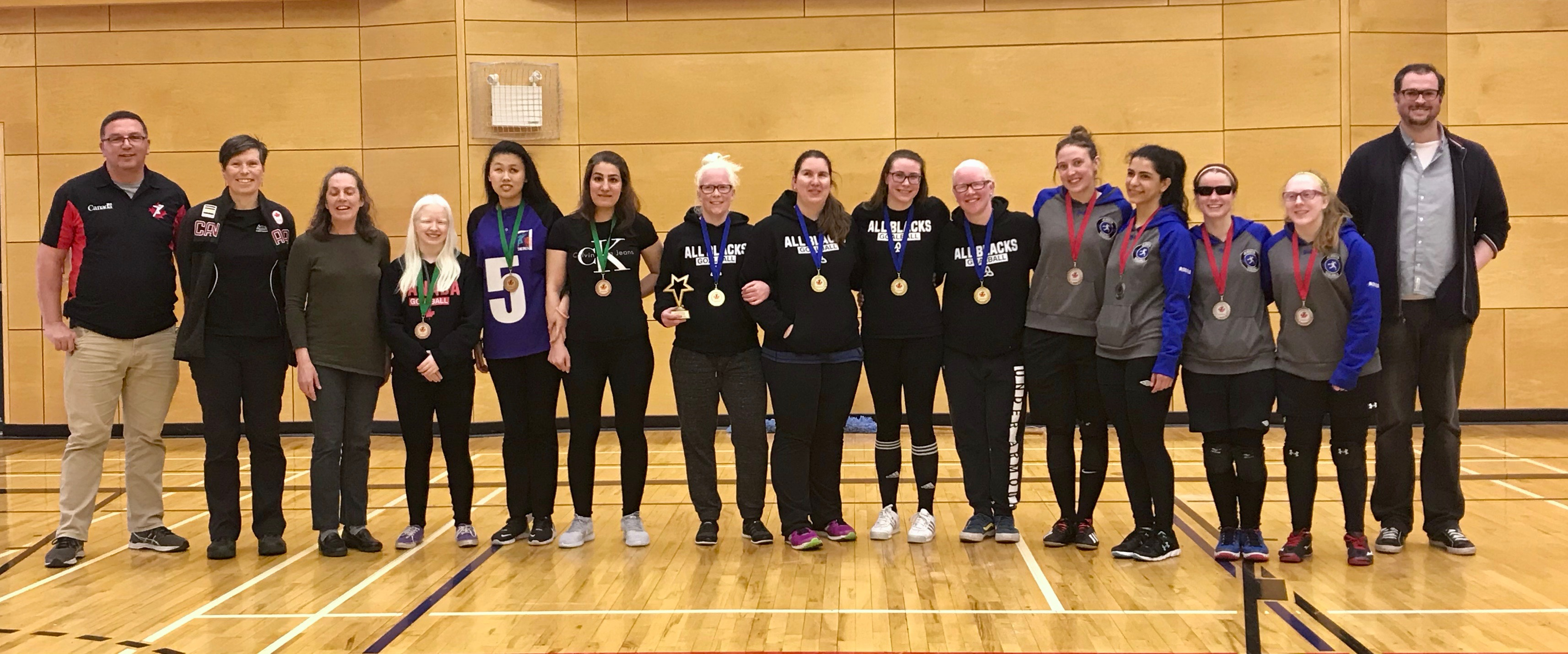 2019 all medal winners women